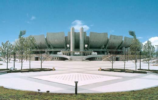 長野冬季オリンピック開閉会式場