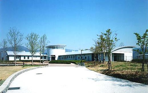 南長野運動公園クラブハウス