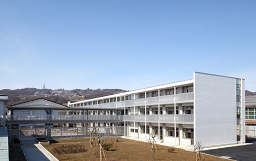 篠ノ井西中学校