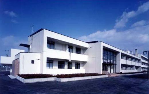 長野県消防学校 宿舎棟