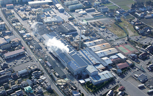 王子マテリア松本工場