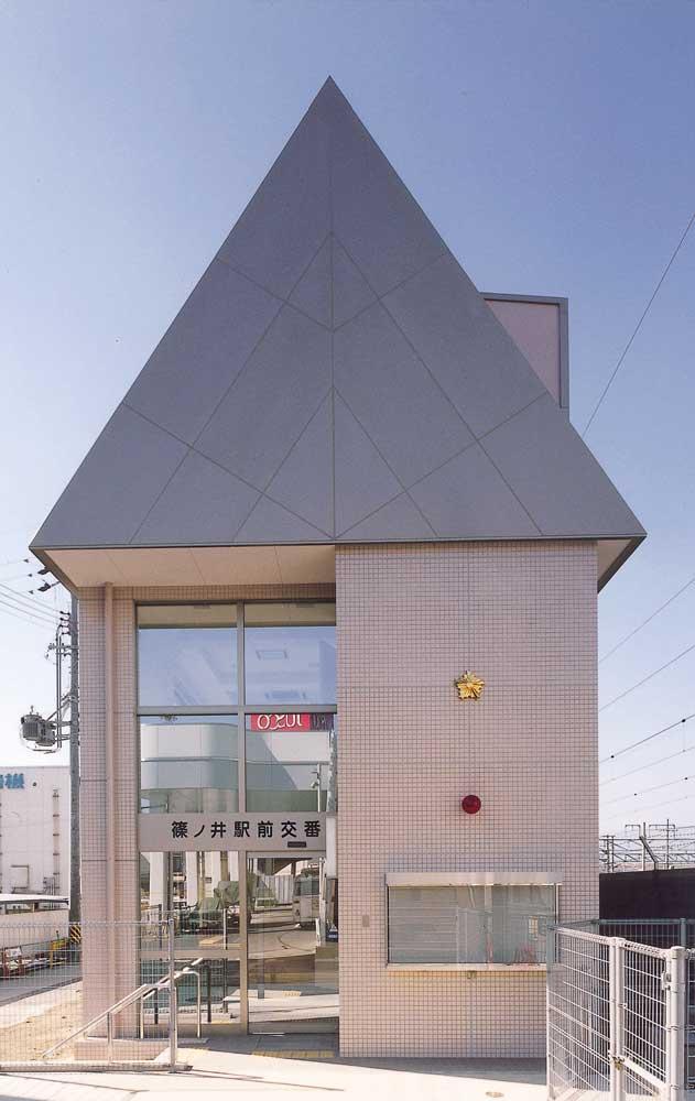 篠ノ井駅前交番