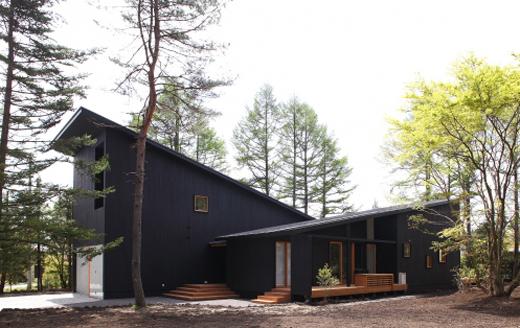 ハイパーギア軽井沢の家