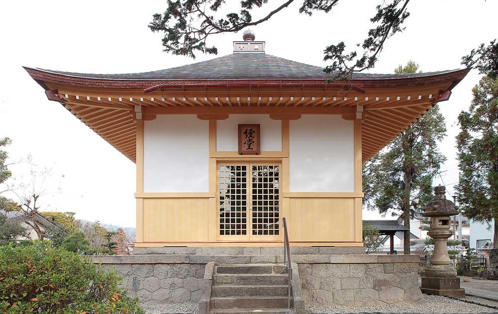 康楽寺 経堂