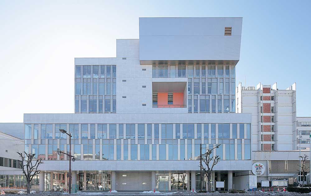 長野市第一庁舎