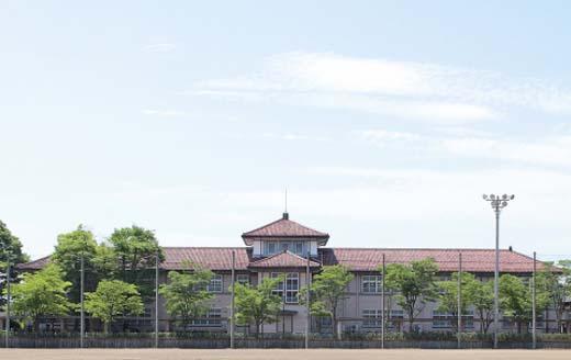 国登録有形文化財 長野高等学校金鵄会館修復工事