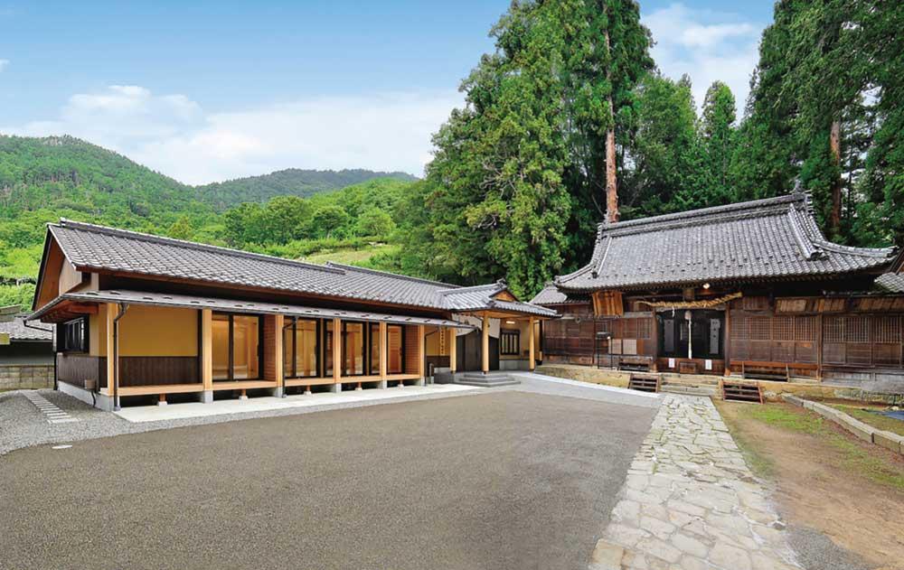 坂城神社社務所
