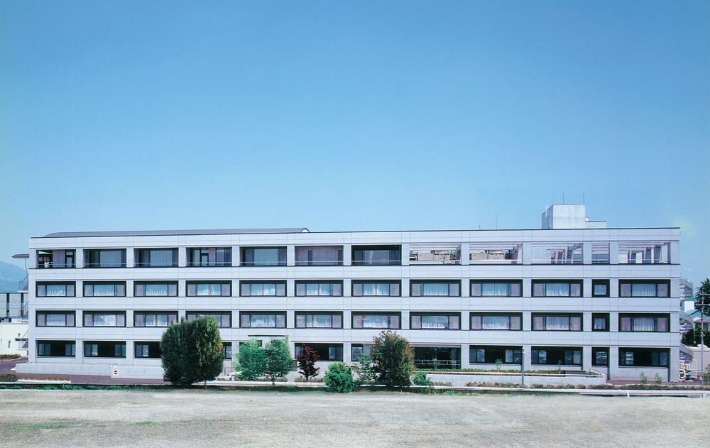 篠ノ井総合病院 南棟