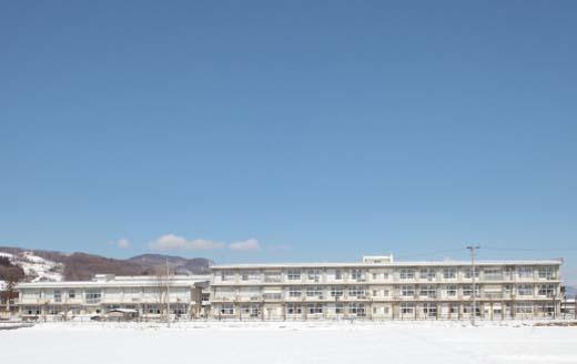 篠ノ井西小学校 耐震改修